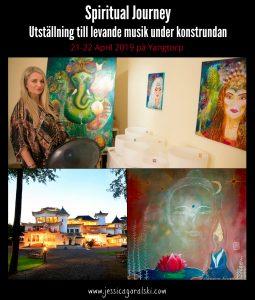 Spiritual Journey Art Exhibition