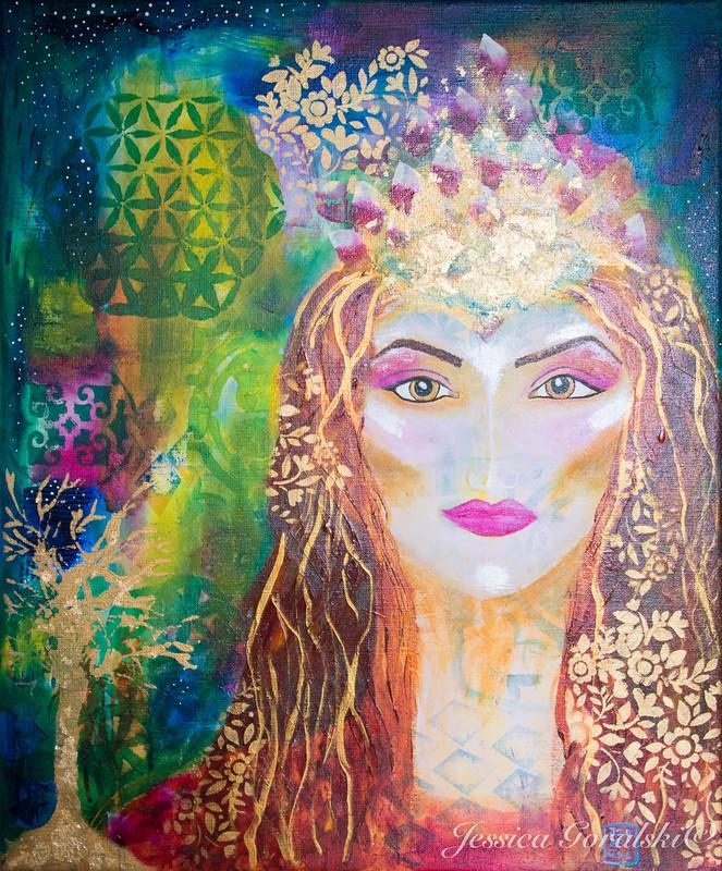 Goddess Meditation Online